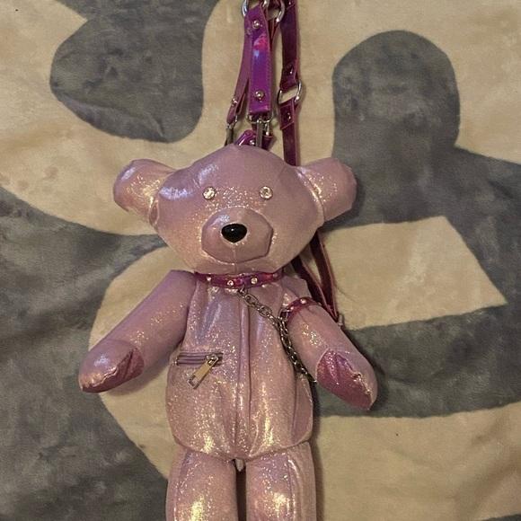Rave bear backpack